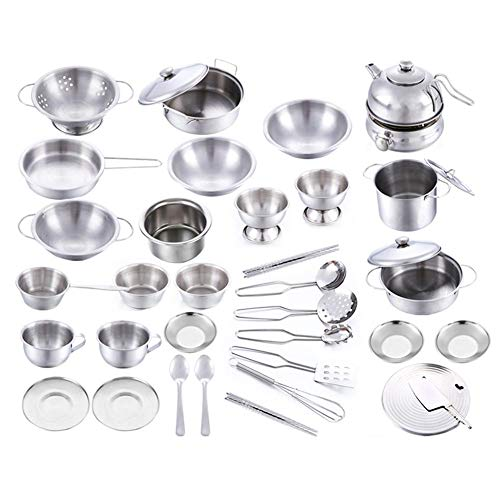 Steel Kitchen Set Il Miglior Prezzo Di Amazon In Savemoney Es