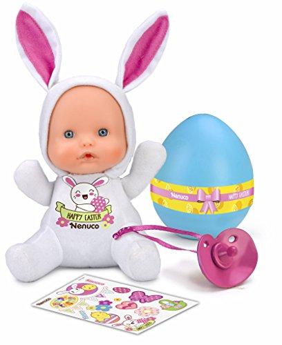 Nenuco de Famosa- Muñeco Blandito Happy Conejo, Color...