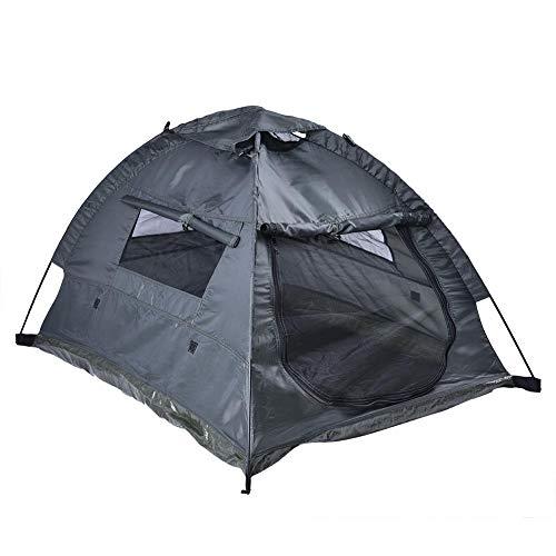 huhu Tienda de campaña portátil Impermeable para Mascotas, para Camping, Playa, Tienda...