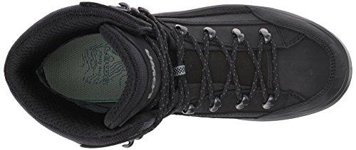 Lowa Renegade GTX M, Stivali da Escursionismo Alti Uomo Black