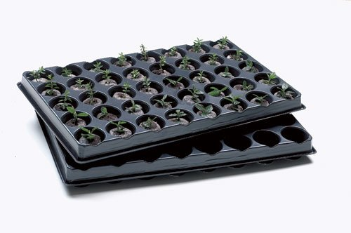 Jiffy Trays – Pack of 2 complete with 80 pellets