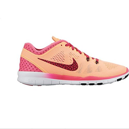 Nike Free 5.0 TR Fit 5 Breathe Women glow-fireberry-pink