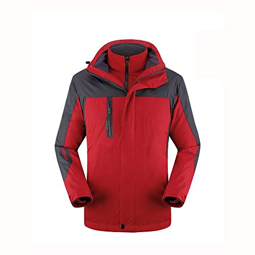 HUIFANG Berg- Und Winterkleidung Für Den Herbst Und Winter Für Männer Und Frauen (Farbe : D, größe : XL)