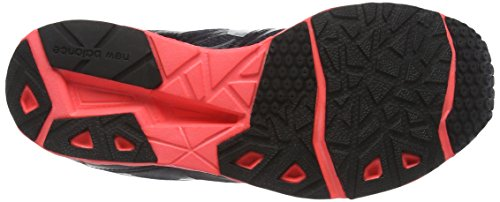New Balance 590, Chaussures de Running Entrainement Femme Multicolore (Black/Pink 018)