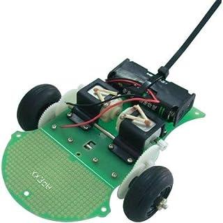 Arexx Roboter Fahrgestell ARX-CH09 Ausführung (Bausatz/Baustein): Bausatz