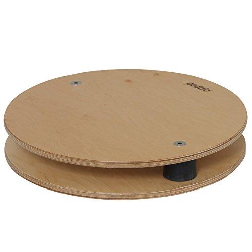pedalo® Balancewippe 22 & 38 I Gleichgewichtstrainer I Balance Board I Koordination I Therapie-Wippe (Ø 38 cm) -