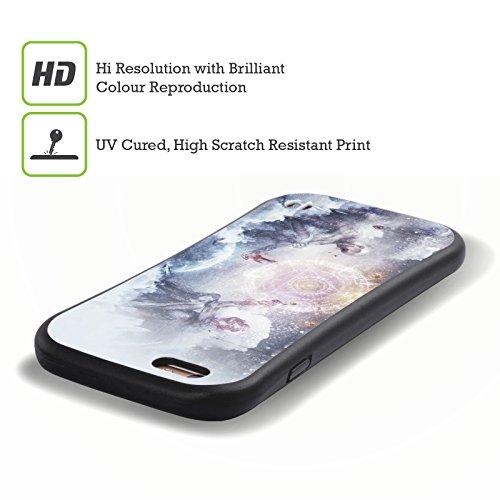 Ufficiale Cameron Gray LUltimo Saluto Dei Case Ibrida per Apple iPhone 6 Plus / 6s Plus Il Risveglio In Una Terra Argentata