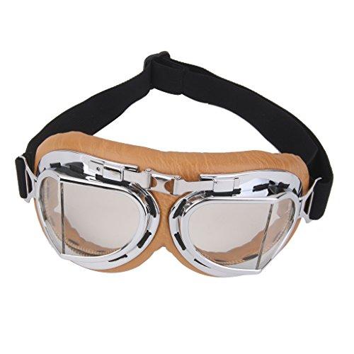 Motocicletta-Motociclo-Motorino-Bicicletta-Occhiali-Atv-Eyewear-Obiettivo-Chiaro