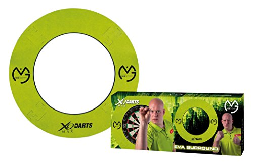 XQ Max adultes de Michael Van gerwen Surround, Green, 1