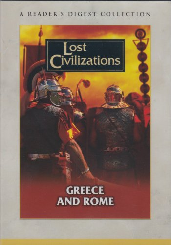 Lost Civilizations - A Reader'S Digest Collection - Very Good Condition (Play Books Reader)