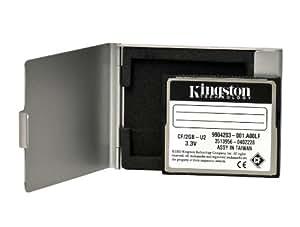 CF Card Set, 2GB, KINGSTON Typ Pro, inkl. Alutresor zur Aufbewahrung, 10 Jahre Umtausch-Garantie für die Karte