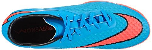Nike Hypervenom Phade TF Herren Fußballschuhe Blau (Clrwtr/Ttl Crmsn-Bl Lgn-Blk 484)