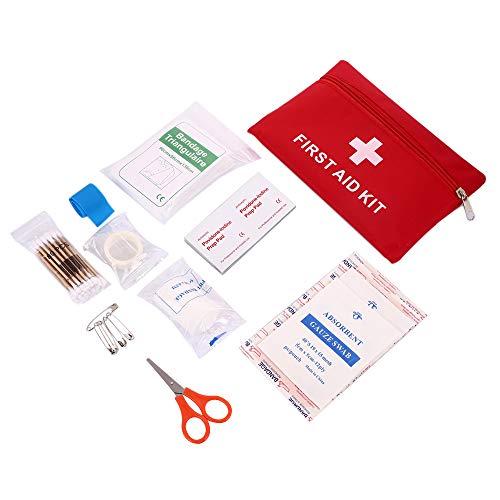 Beautyrain Mehrzweck Medizinische Notfall - Kit Erste-Hilfe-Set Behandlung Survival Outdoor - Erste - Hilfe - 14PCS