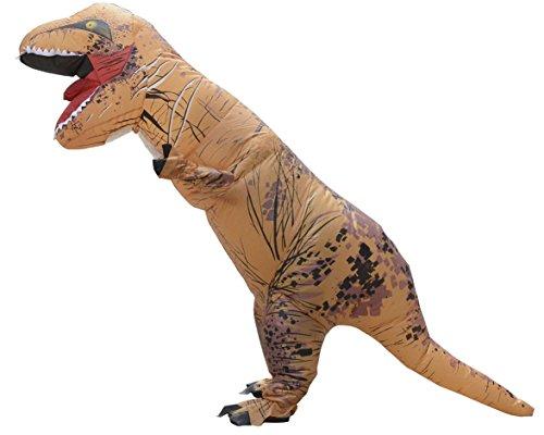 LaoZan-T-Rex-Traje-inflable-para-adultos-Disfraz-de-Halloween