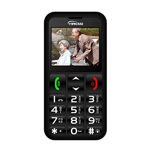 Teléfono Móvil Personas Mayores Teclas Extra Grandes