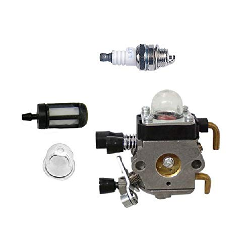 Preisvergleich Produktbild STIHL Vergaser Set Filter FS38 FS45 FS46 FS55 FS74 FS75 FS80 FS85 HL45 HL75 HS70