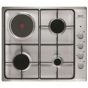 Table de cuisson gaz SAUTER SPE4464MX