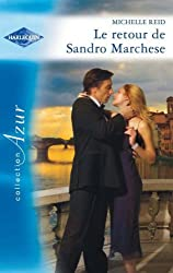 Le retour de Sandro Marchese (Azur t. 3008)