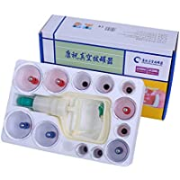 BG-YUFI YF Schröpfen Glas, 6 Dosen große Kang Zhu Vakuum Schröpfen Haushalt Pumpen Schröpfen Schröpfen - preisvergleich bei billige-tabletten.eu