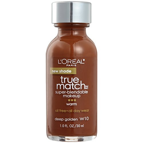 L'Oreal True Match Super Blendable Makeup - Deep Golden