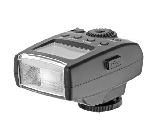 Meike TTL - Flash per Panasonic/Olympus/Leica DSLR Speedlite MK-300