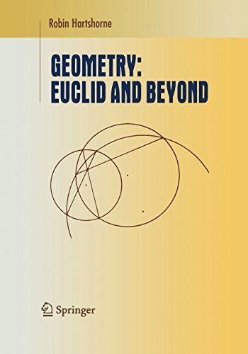 Geometry: Euclid and Beyond (Undergraduate Texts in Mathematics) Paperback ¨C December 15, 2010