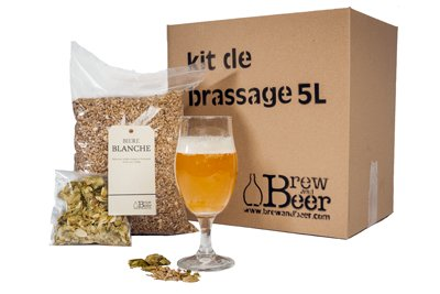 Cadeau de Noël pour un amateur de bière