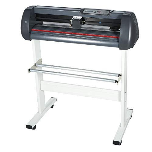 Machine de coupe Bureau Rouleau 375 mm/720 mm/870 mm/1350 mm Vinyl Cutter  Traceur de coupe appareil USB Connexion d'imprimante de coupe avec Artcut
