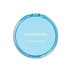 CoverGirl Clean Oil Control Pressed Powder, Tawny (N) 565, 0.35 Ounce Pan