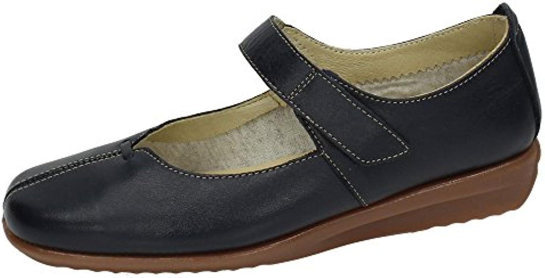 48 Horas 810402/29 Mocasines DE Piel Mujer Zapatos MOCASÍN