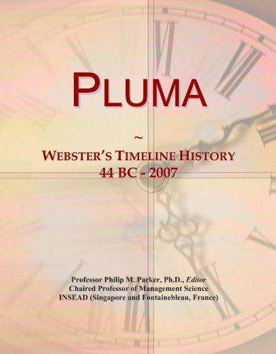 pluma-websters-timeline-history-44-bc-2007