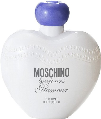 Toujours glamour di Moschino, Body Lotion Donna - Flacone 200 ml.