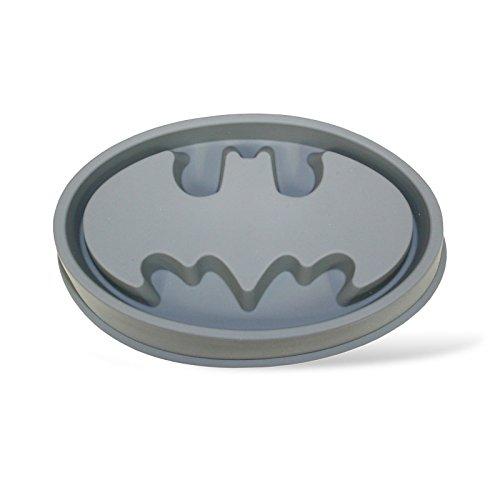 DC Comics für Kuchen Pudding Eis 24x16cm lizenziert grau ()