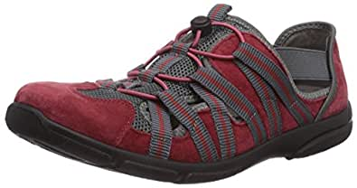 Romika Traveler 01 - Sneakers basses femme -Rouge (rot 400) - 36 EU