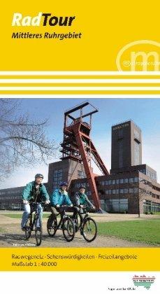Radtour Mittleres Ruhrgebiet: 1:40000