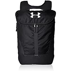 Under Armour UA Expandable Sackpack Bolsa de Equipaje, Unisex Adulto, Negro (001), One Size