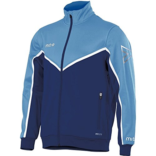 Mitre Children's Primero Poly Football Training Track Jacket