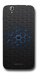 SEI HEI KI Designer Back Cover For Acer Liquid Z630S - Multicolor