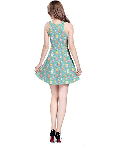 CowCow - Robe - Femme Turquoise turquoise Menthe