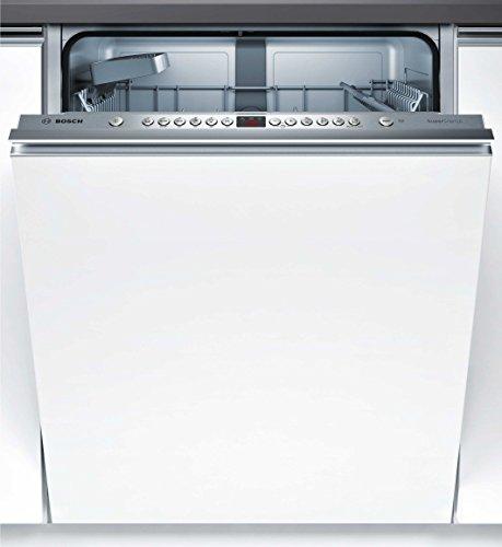 Bosch Serie 4 SMV46IX05E lave-vaisselle Entièrement intégré 13 places A++ - Lave-vaisselles (Entièrement intégré, Blanc, Taille maximum (60 cm), Acier inoxydable, 1,75 m, 1,65 m)