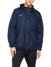 Nike Team Fall Jacket - Chaqueta unisex, color negro / blanco (obsidian/dark