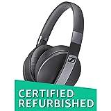 Best Sennheiser In Audios - (CERTIFIED REFURBISHED) Sennheiser HD 4.20s Around-Ear Headphones (Black) Review