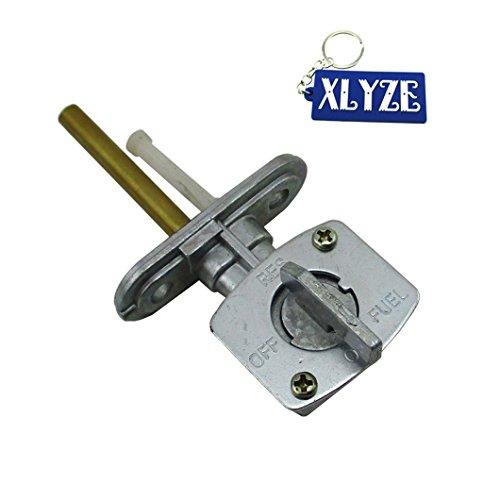 'xlyze 8mm 5/16Gas Fuel petcock Schalter Ventil für Yamaha YZ125YZ250YZ400F YZ426F YZ450F PW80BW80BW200