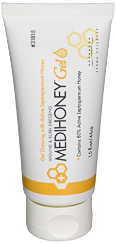 Derma Sciences 31815 Medihoney Verband Gel, 1,5 Unzen Tube