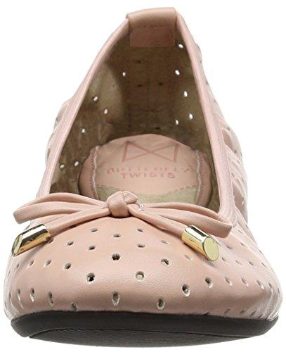 Butterfly Twists Grace, Ballerines femme Pink (dusty Pink)