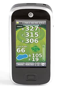 Snooper Shotsaver S320 UK XI GPS de golf Noir