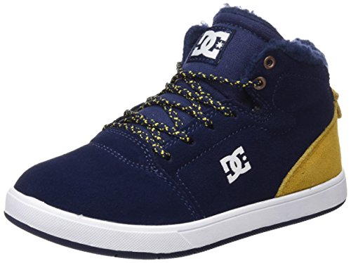 DC Shoes Crisis WNT, Sneakers Basses Garçon