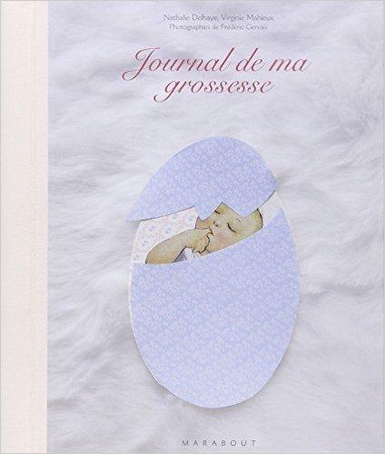 Journal de ma grossesse de Virginie Mahieux,Nathalie Delhaye,Frédéric Gervais ( 2 novembre 2006 )