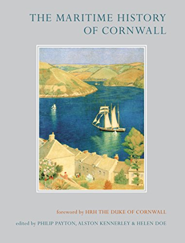 The Maritime History of Cornwall (English Edition) (Philip Alston)