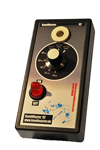 Kondimaster Intervall Timer V2 unser Basis-Gerät mit 8 Funktionen
